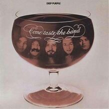 Deep Purple - Come Taste the Band (180g) LP