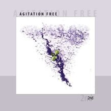 Agitation Free -  2nd (remastered) (180g) LP под заказ 2-4 недели.