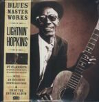 Sam Lightnin' Hopkins - Blues Master Works (180g)  2 LP под заказ 2-4 недели.