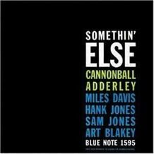 Cannonball Adderley - Somethin' Else (180g) (Limited Edition) (Clear Vinyl)  LP под заказ 2-4 недели