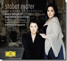 Giovanni Battista Pergolesi - Stabat Mater CD под заказ 2-4 недели.