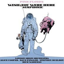 The London Orion Orchestra - Pink Floyd's Wish You Were Here Symphonic LP (180g) под заказ 2-4 недели