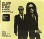 Dr John Cooper Clarke & Hugh Cornwall - This Time It's Personal LP под заказ 2-4 недели.
