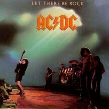 AC/DC: Let There Be Rock (180g) LP