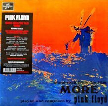 Pink Floyd - Music From The Film More LP
