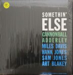 Cannonball Adderley - Somethin' Else (180g) LP 1997