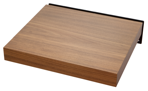 Pro-Ject Полка WALL MOUNT IT 5, BLACK\WALNUT (WMI 5)