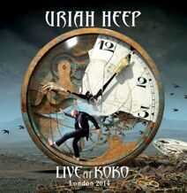 Uriah Heep: Live At Koko London 2014 (180g) (Limited Edition) (Golden Vinyl)  3 LP под заказ 2-4 недели.