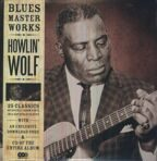 Howlin' Wolf - Blues Master Works (180g) (2LP + CD) под заказ 2-4 недели.