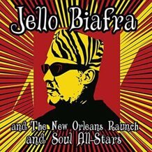Jello Biafra & The New Orleans Raunch And Soul All-Stars - Walk On Jindal's Splinters: Live In New Orleans, May...  LP под заказ 2-4 недели.