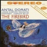 Antal Dorati - Stravinsky: The Firebird LP под заказ 2-4 недели.