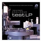 Тестовый прогревочный диск - The Ultimate Analogue Test LP (200g) (Limited-Edition) LP под заказ 2-4 недели.