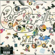 Led Zeppelin - Led Zeppelin III 1970 LP (180g)