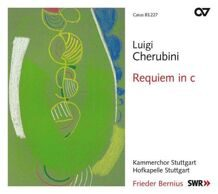 Л.Керубини (Luigi Cherubini): Requiem c-moll Super Audio CD под заказ 2-4 недели