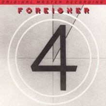 Foreigner - 4 (remastered) (180g) (Limited Numbered Edition) под заказ 2-4 недели
