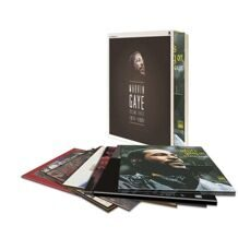 Marvin Gaye - Marvin Gaye Volume Three: 1971-1981 (180g) (Limited Edition Box Set) 8 LPs