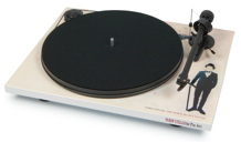 Pro-Ject ESSENTIAL II (DC) WHITE DEMON